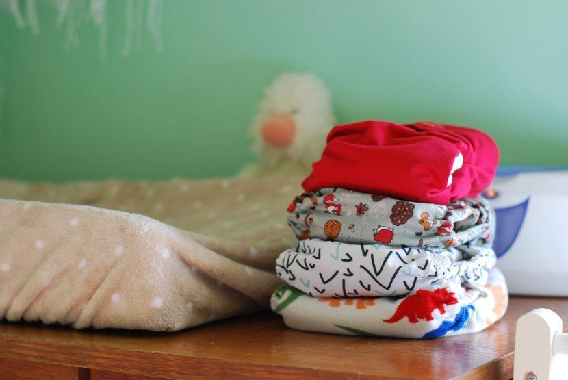 Couches et développement du bébé